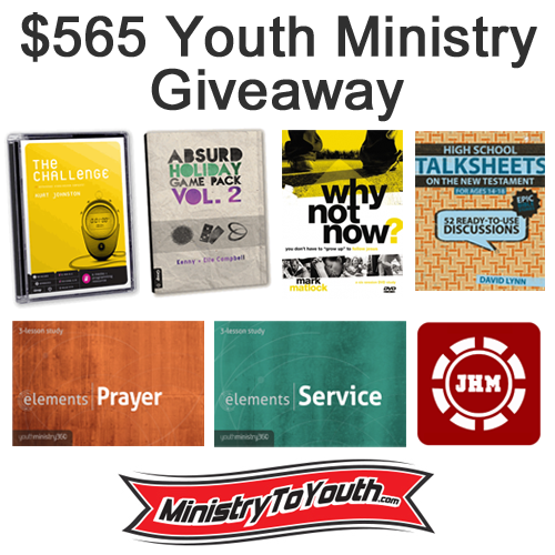 ministry-to-youth-giveaway